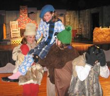 Grandma Bear's Christmas Party - Playscripts, Theatre Scripts, Stage Plays
