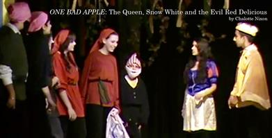 ONE BAD APPLE: The Queen, Snow White, and the Evil Red Delicious - Playscripts, Theatre Scripts, Stage Plays